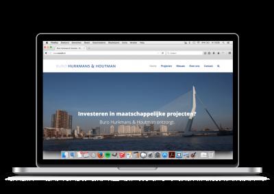 Homepage Buro Hurkmans & Houtman