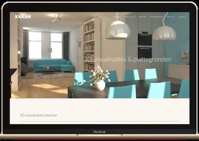 Website 3D-visualisaties