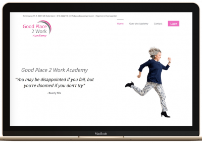 Website online academy
