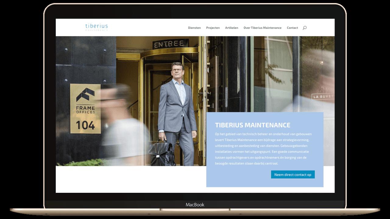 Website beheer & onderhoud gebouwen