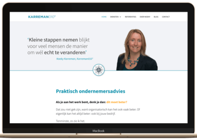 Website ondernemersadvies