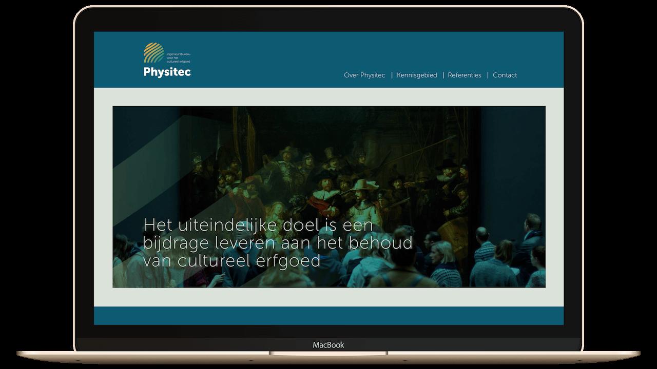 Website ingenieursbureau
